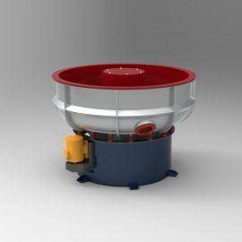 Blocos FP 3D:  Máquina Vibratória para Acabamento / C