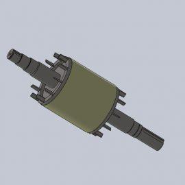 Blocos FP 3D:  Induzido