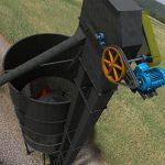 Blocos FP 3D:  Silo Secador e Elevador de Canecas 3D