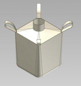 Blocos FP 3D:  Big-Bag