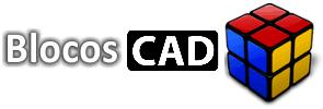 Blocos CAD 2D 3D