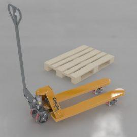 Blocos FP 3D:  Paleteira Manual 3D
