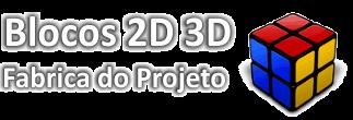 Blocos 2D/3D