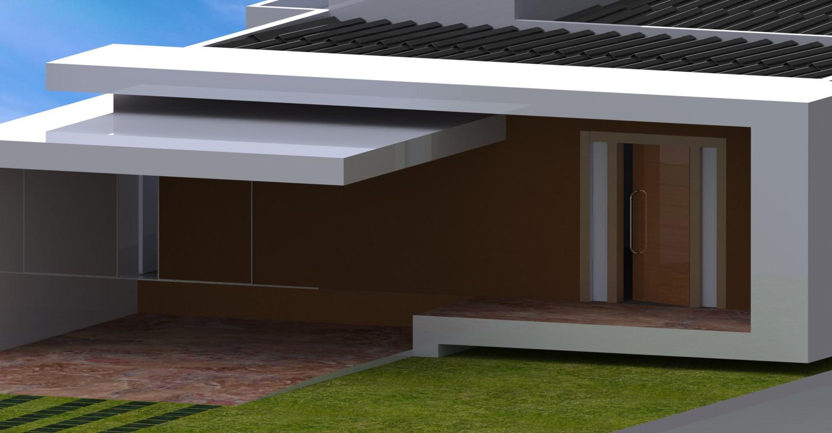 mesa jardim cad blocos:Blocos FP 3D: Casa – Blocos Fabrica do Projeto