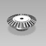 Blocos FP 3D:  Par de Engrenagens Cônicas 3D – 23 Tamanhos [ipart]