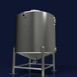 Blocos FP 3D:  Tanque / Reservatório 5000l 3D