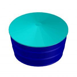 Blocos FP 3D:  Caixa D'agua 2000Lt