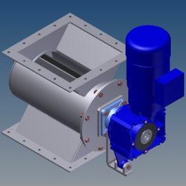Blocos FP 3D:  Válvula Rotativa M1
