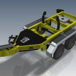 Blocos FP: Carretinha para Carro – Chassi
