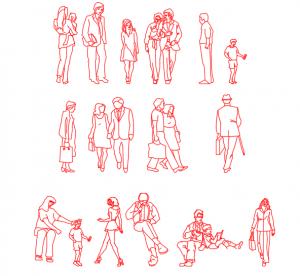 Blocos FP: Bloco Pessoas 2D