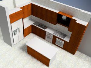 Blocos FP: Cozinha Completa