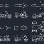 Blocos FP: Motocicletas e quadriciclos