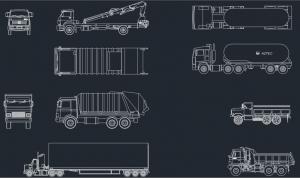 Blocos FP: Veículos e Caminhões