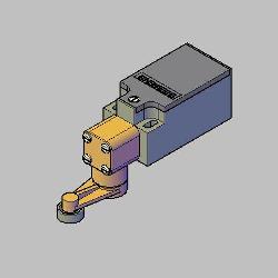 Blocos FP 3D:  Chave Fim de Curso 3SE3 200-1G Siemens