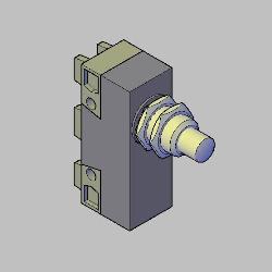 Blocos FP 3D:  Microrruptor Limitador T2C-15A-250V