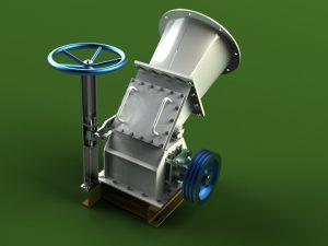 Blocos FP 3D:  Turbina d'água em 3D