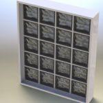 Blocos FP 3D:  Tijolo de Vidro