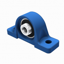 Blocos FP 3D:  Mancal SKF UCP 3D