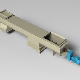 Blocos FP 3D:  Rosca Transportadora [Screw Conveyor]